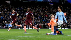 Манчестър Сити победи Хофенхайм с 2:1