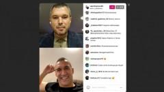 Божинов недоумява защо Мартин Камбуров не е национал