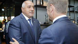 България е трета в ЕС с най-нисък държавен дълг, хвали се Борисов пред Туск