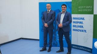ScaleFocus отваря развоен център във Варна