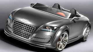 """Audi представя """"горещата"""" концепция TT ClubSport Quattro"""