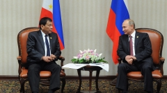Филипините се сближават с новите си приятели Русия и Китай след разногласията със САЩ