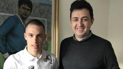 Станислав Иванов: Надявам се Делио Роси да ми даде шанс