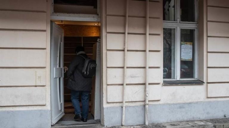 Джамия в германския град Хаген е била сериозно повредена по