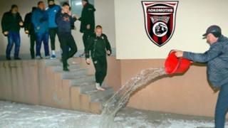 Локомотив (Дряново) започна зимната подготовка