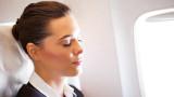 Как да поспим в самолета