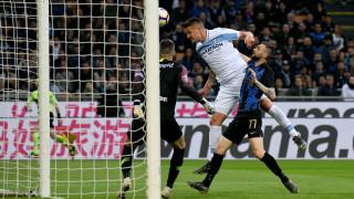 Лацио шамароса Интер насред Милано, доближи се до Топ 4