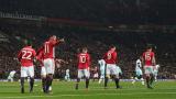 """Юнайтед напердаши Уест Хем при завръщането на Швайни, Марсиал и Златан блестят на """"Олд Трафорд""""! (ВИДЕО)"""
