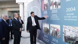 Радев: Науката е пример за обединение не само на страните от Близкия изток