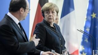 Меркел и Оланд посочиха Асад за виновник за атаката на САЩ