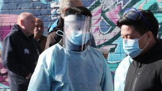Мелбърн въведе задължително носене на маски заради коронавируса