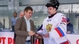 Русия взима български вратар за световното по хокей на лед