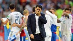 Испанската футболна федерация освободи Фернандо Йеро!