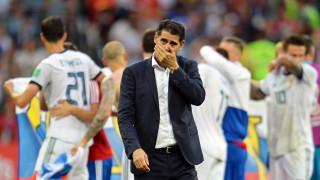 Испания с 3 загуби в последните 3 години