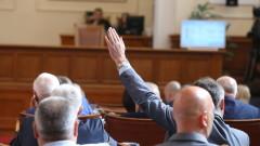 Отхвърлиха ветото на Румен Радев върху сделката на F-16