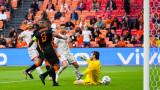 Северна Македония - Нидерландия, Вайналдум направи резултата класически