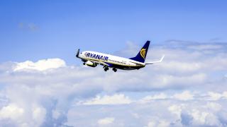 Ryanair очаква по-слаба годишна печалба на фона на спад в приходите