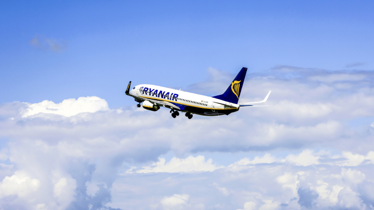 Ryanair пуска полетите от София до 20 дестинации по-рано