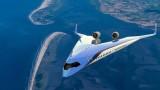 Flying-V, самолетът с V-образна форма на KLM и първият тестов полет