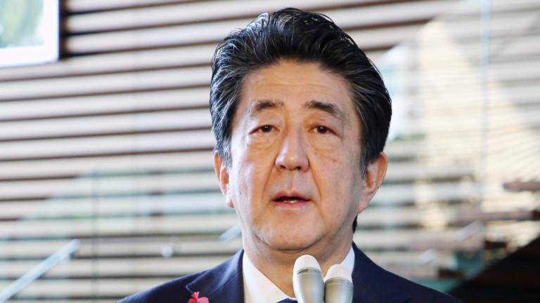 Ключова оставка в правителството на Япония