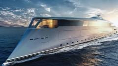 Еко яхтата на Бил Гейтс за 645 милиона долара