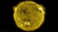 НАСА пусна видео 10 г. на Слънцето в един час