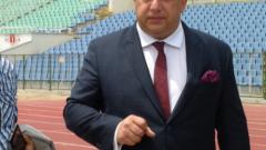 Кралев: Ще продължим да отделяме средства за детско-юношеския футбол