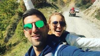 Новак Джокович има проблеми с жена си