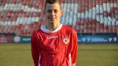 Талант на ЦСКА изгоря за два месеца