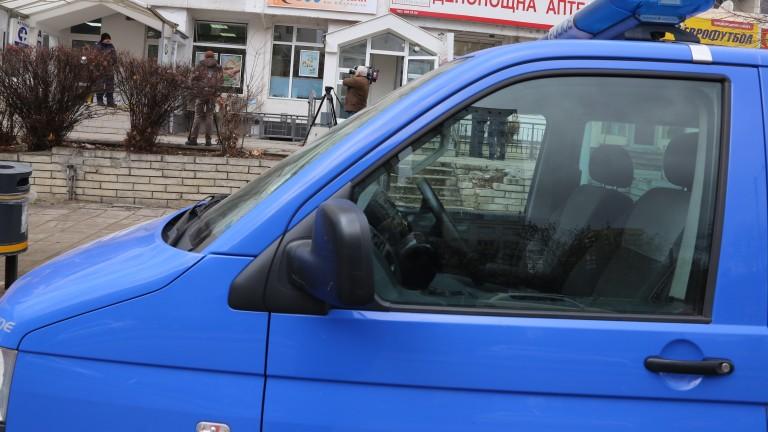 Банковият обир в София се заплита