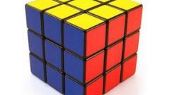 Кубчето на Рубик замества гирите