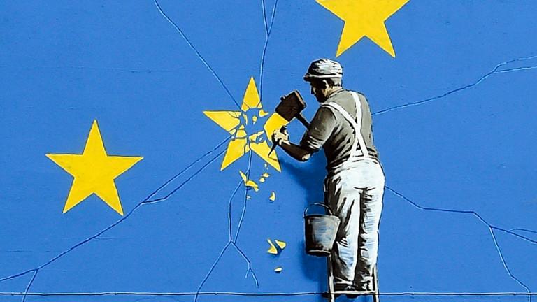 """Двата икономически сектора, които ще пострадат най-много от """"Брекзит"""""""