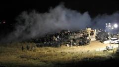 80 задържани на екопротест в Северна Дакота