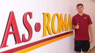 Официално: Мараш Кумбала е футболист на Рома