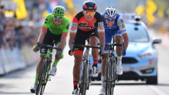 Филип Жилбер с втора етапна победа на Вуелтата