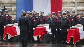 Макрон насъска Франция срещу ислямистката хидра