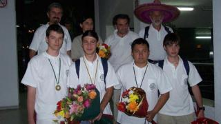 Националният ни отбор по информатика печели медали в Мексико