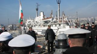 """Фрегата """"Смели"""" на учение на ВМС на Румъния Sea Shield 2017"""