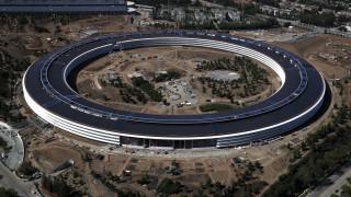 Колко е платила Apple за новата си централа Campus 2?