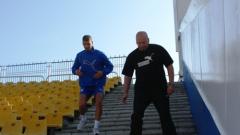 Енис Хайри отстранен от Черноморец