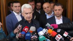 ГЕРБ и патриотите без спор за Борисов премиер