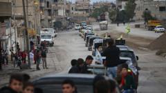 Коалицията на САЩ бомбардирала болница в Ракка с фосфорни бомби