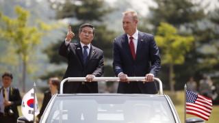 Пентагонът следва върховенството на закона, не търси конфликт с Китай