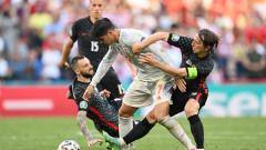 Алваро Мората знае защо го освиркват, но ще каже причината след Евро 2020