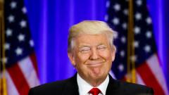 Тръмп обеща на американците купон, заря и поздрави от любимия президент