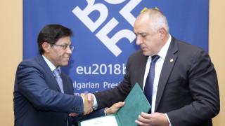 С писмо до Борисов Саудитска Арабия укрепва отношенията с България