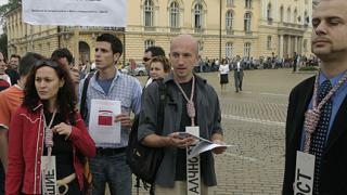 Млади учени към кабинета: Гледайте Обама