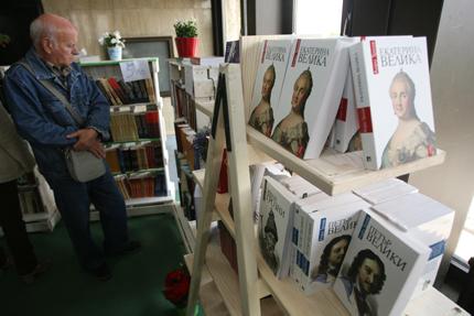 Пролетен базар на книгата събира рекорден брой участници