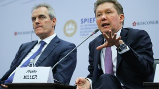 Шефът на Газпром: Транзитът през Украйна пада десет пъти