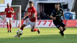 ЦСКА иска да продължи възхода си при Милош Крушчич